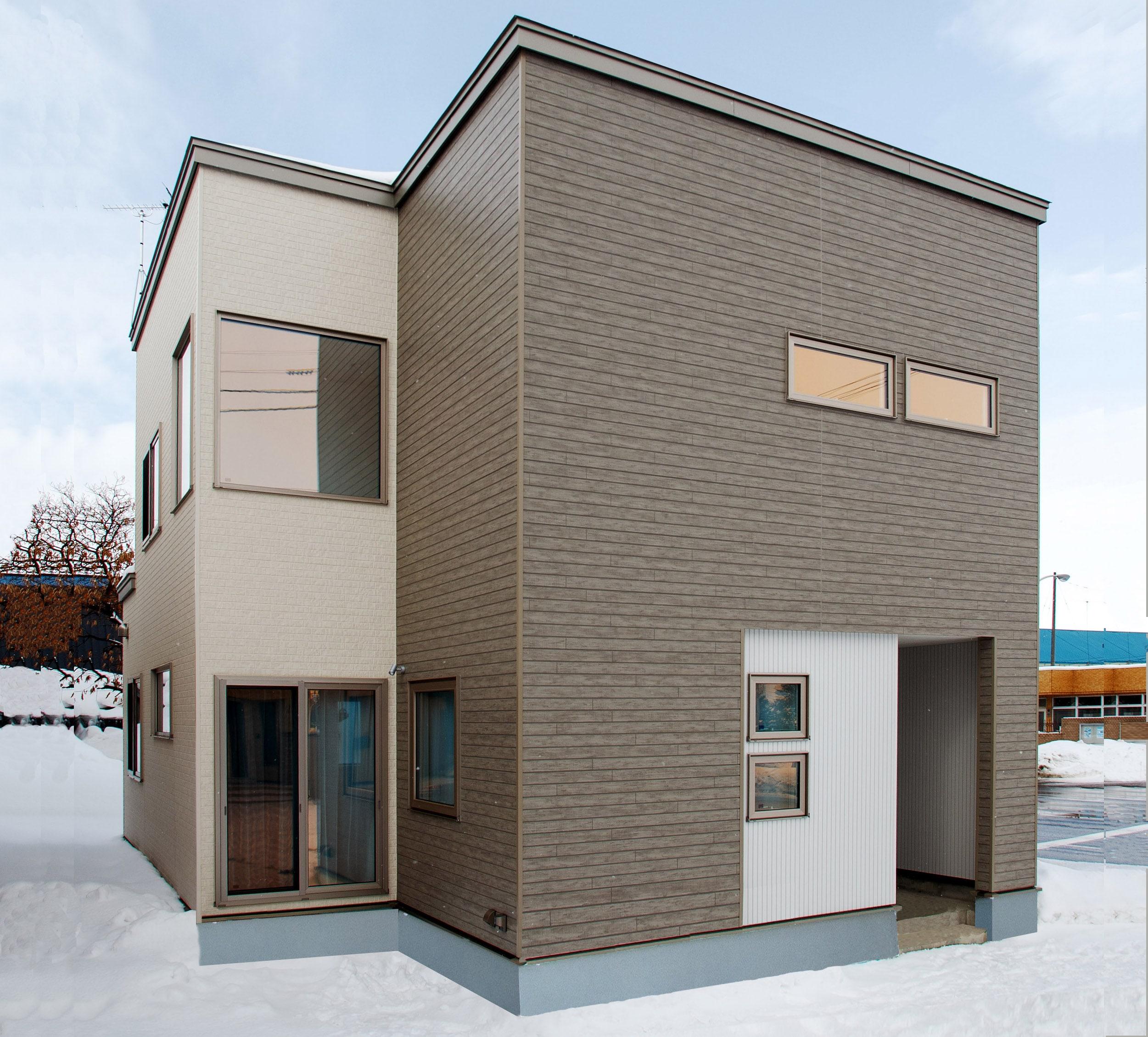 戸建て 札幌 新築